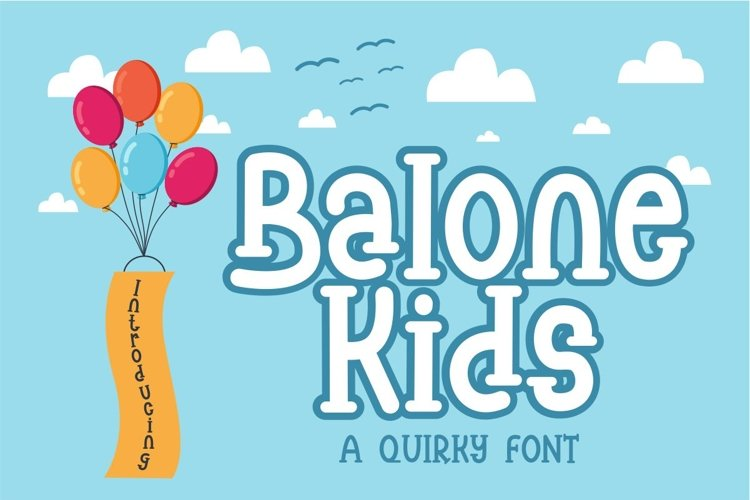 Balone Kids example image 1