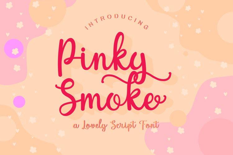Pinky Smoke example image 1