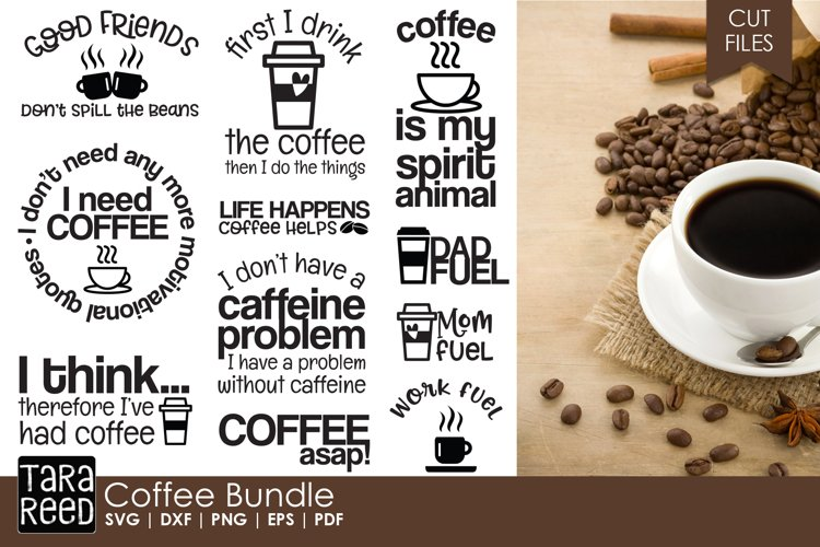 Coffee Bundle example image 1