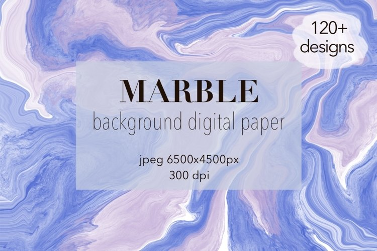 Marble background textures, digital paper. 126ornaments. example image 1