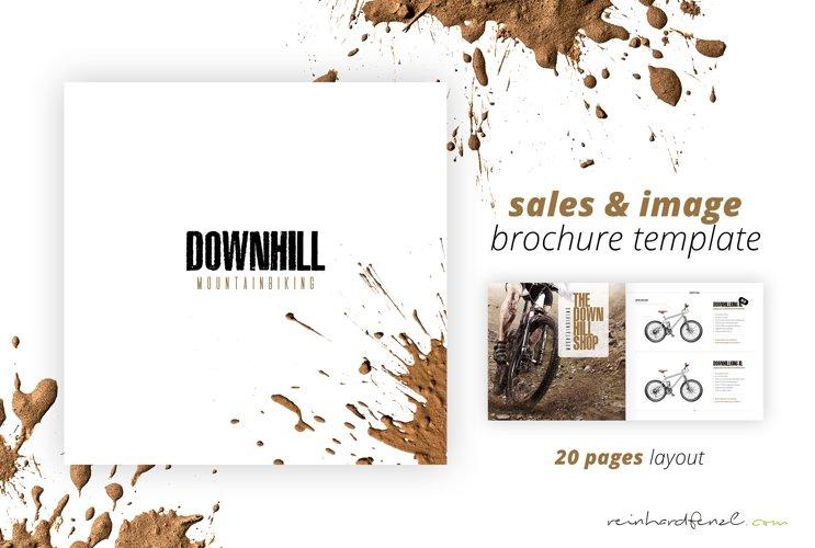 Downhill - Sales & Image Brochure