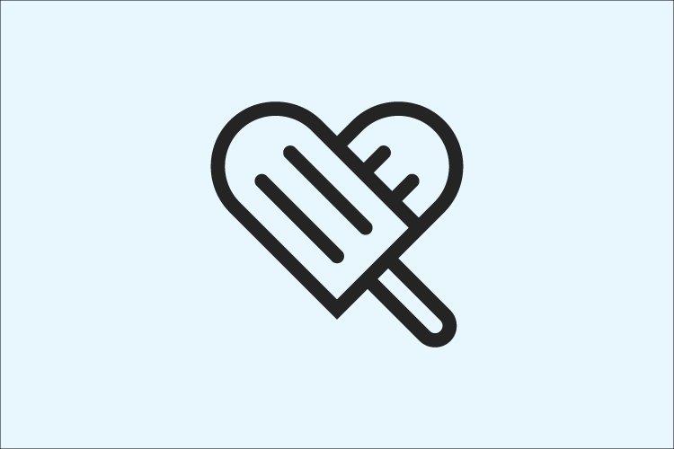 Love Ice Cream logo