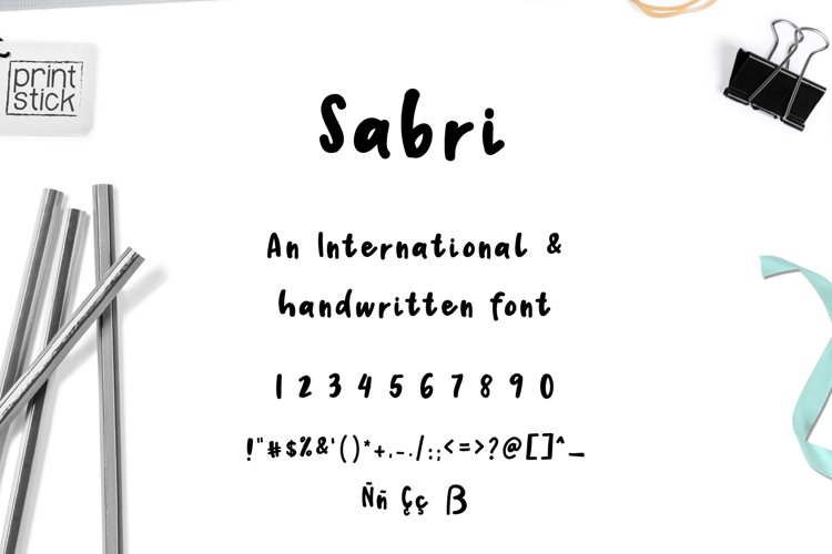 Sabri example image 1