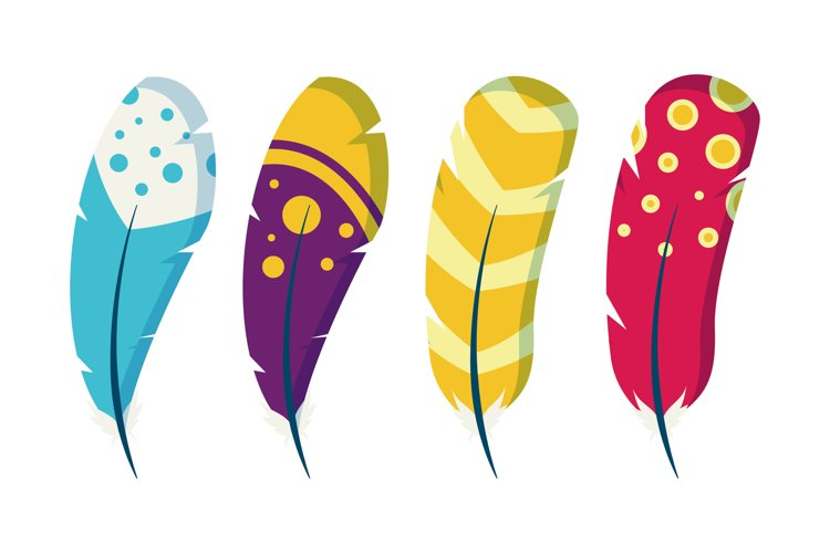 Feather Illustrations