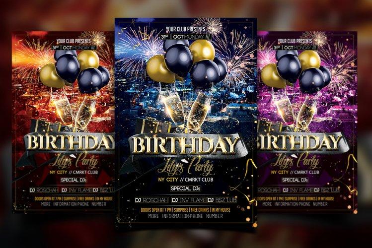 Birthday Party example image 1