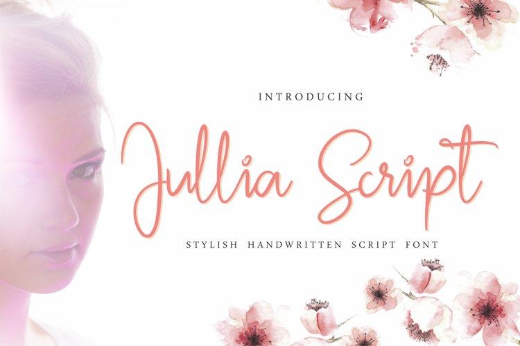 Jullia Script example