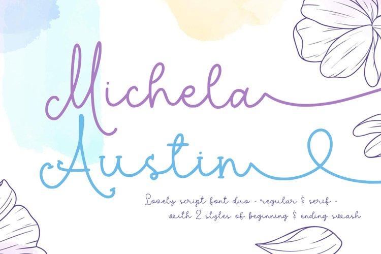 Michela Austin example image 1