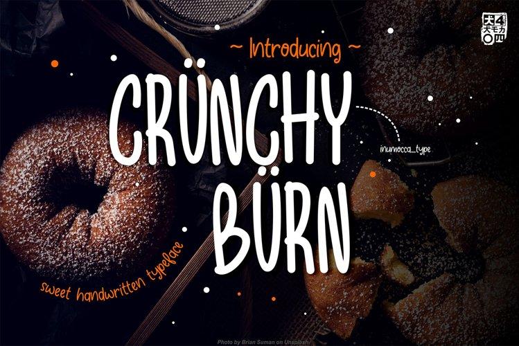 Crunchy Burn example image 1