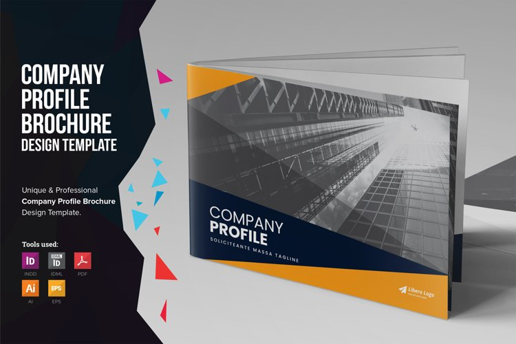 Company Profile Brochure v6 example image 1