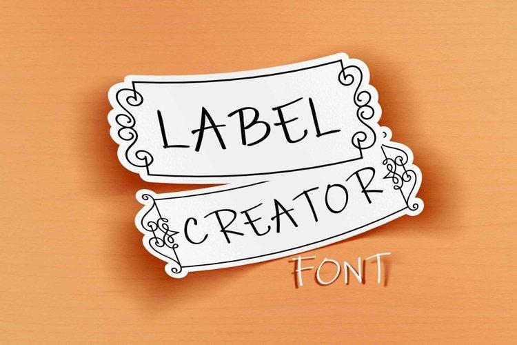Label Creator example image 1