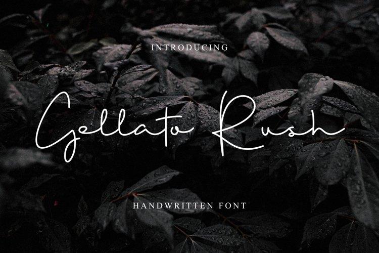 """Gellato Rush """"Update"""" example image 1"""