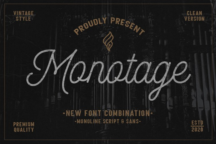 Monotage Combination example image 1