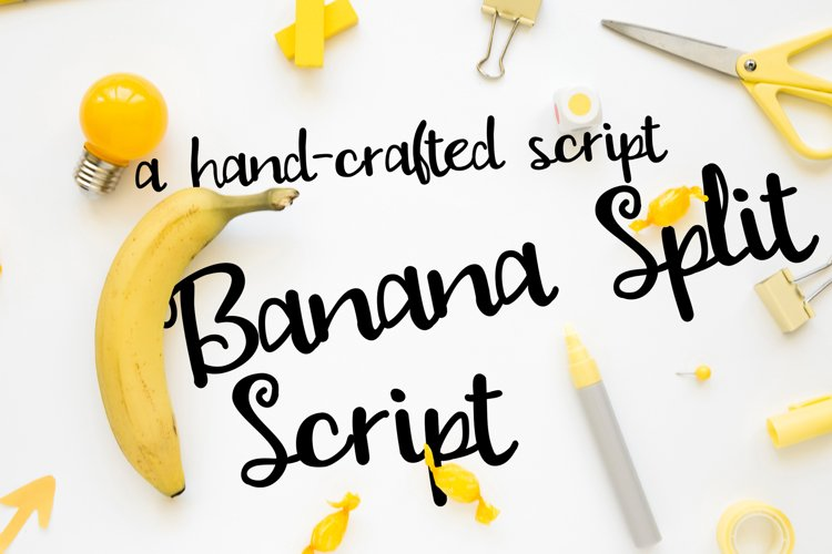 PN Banana Split Script example image 1