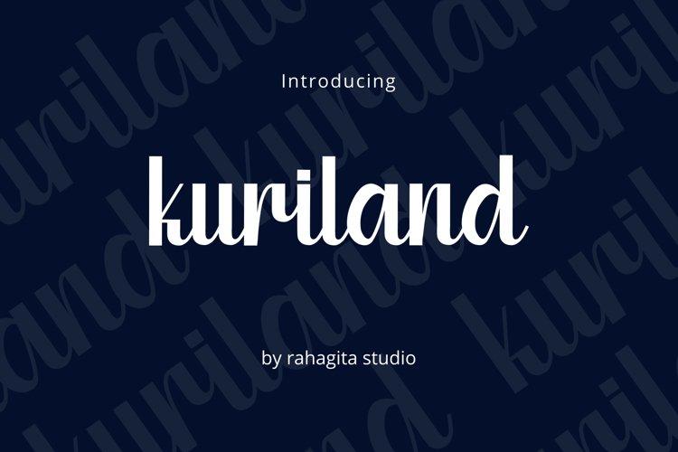 Kuriland example image 1