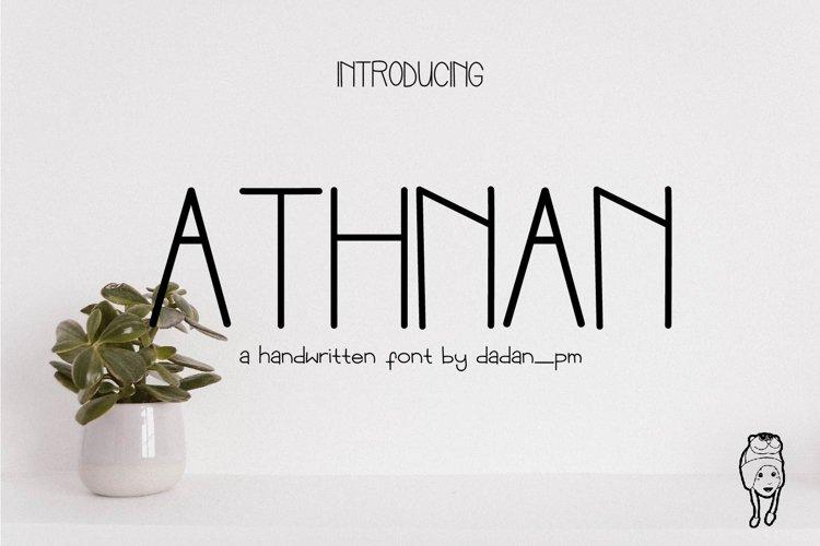ATHNAN example image 1