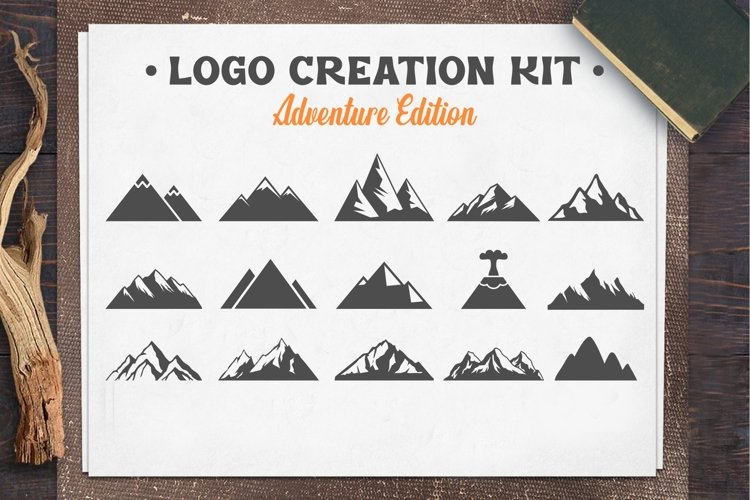 Logo Creation Kit Adventure Edition