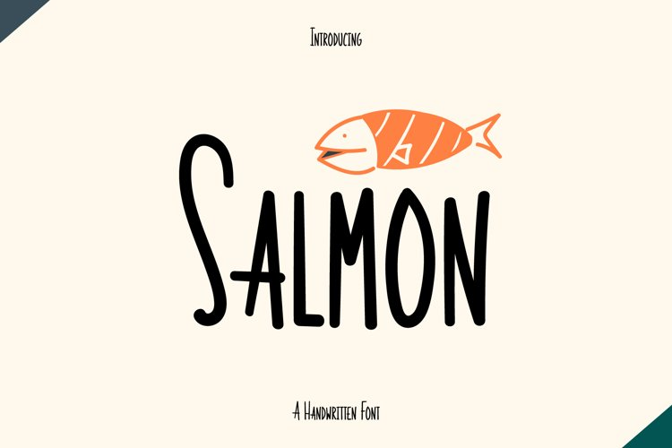 Salmon example image 1