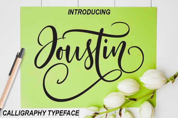 Joustin example image 1