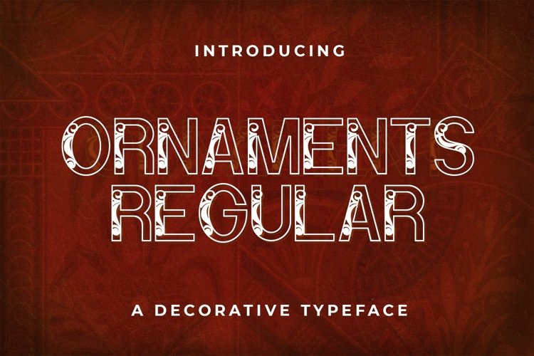 Web Font Ornaments example image 1