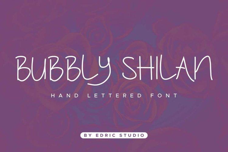Bubbly Shilan example image 1