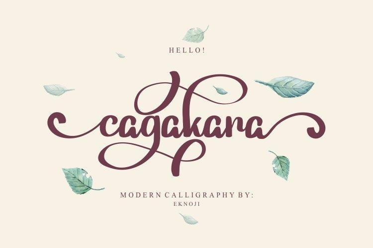 cagakara example image 1