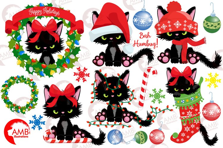 Christmas grumpy cat graphics and illustrations