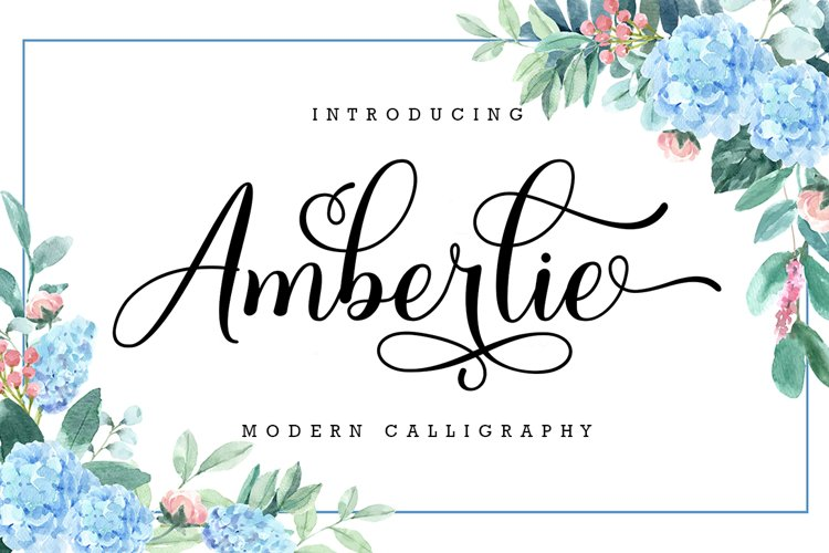 Amberlie example image 1
