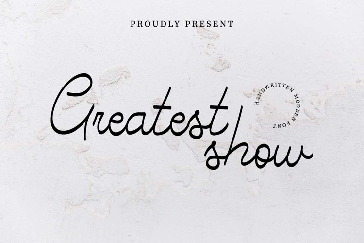 Greatest Show example image 1