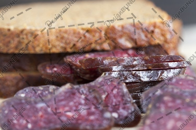 meat sausage example image 1