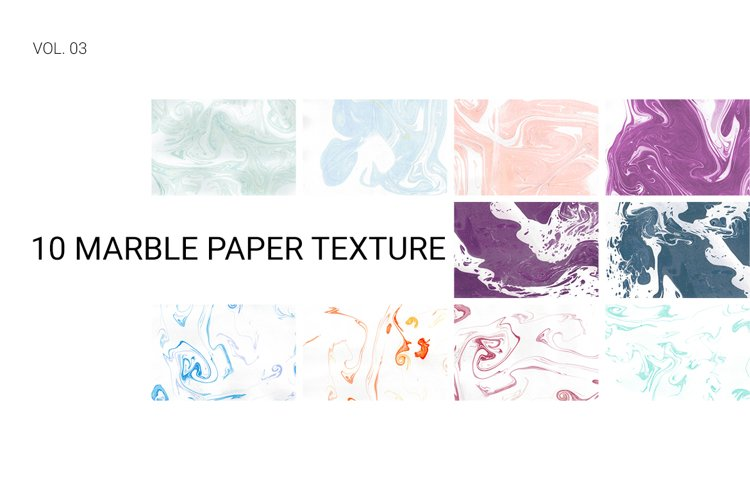 Marble paper textures Vol.03