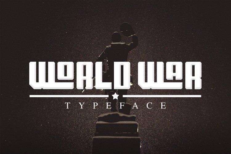 Web Font World War