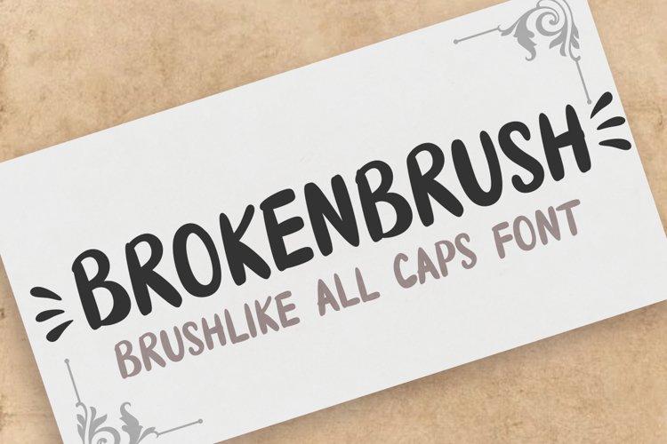 Brokenbrush example image 1