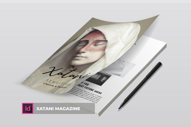 Xatani | Magazine example image 1
