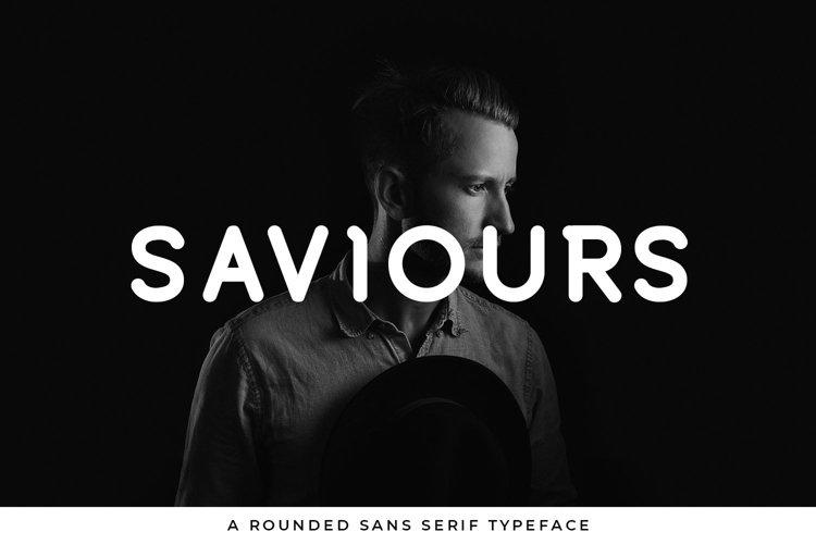 Web Font Saviours example image 1
