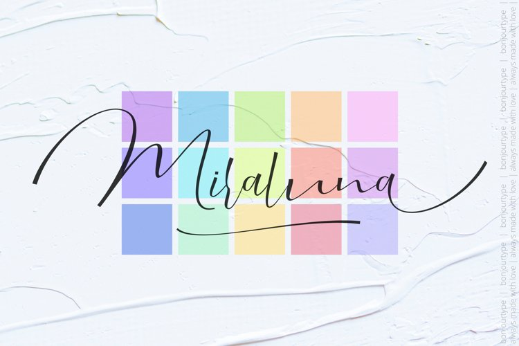 Miraluna   Stylized example image 1