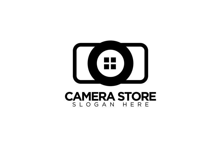 Camera Store Logo example image 1