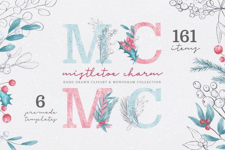 Mistletoe Charm Collection