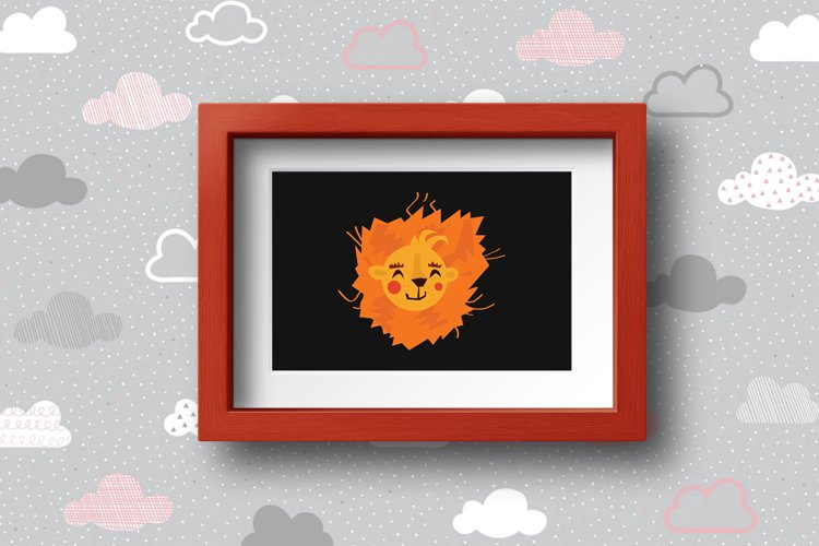Cute Animals Characters Bundle example 7