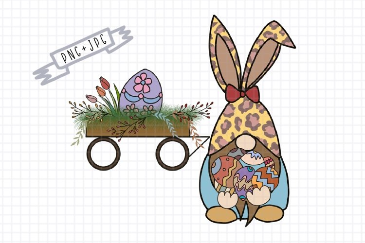 Sublimation Egg for you from little Gnome Happy Easter png