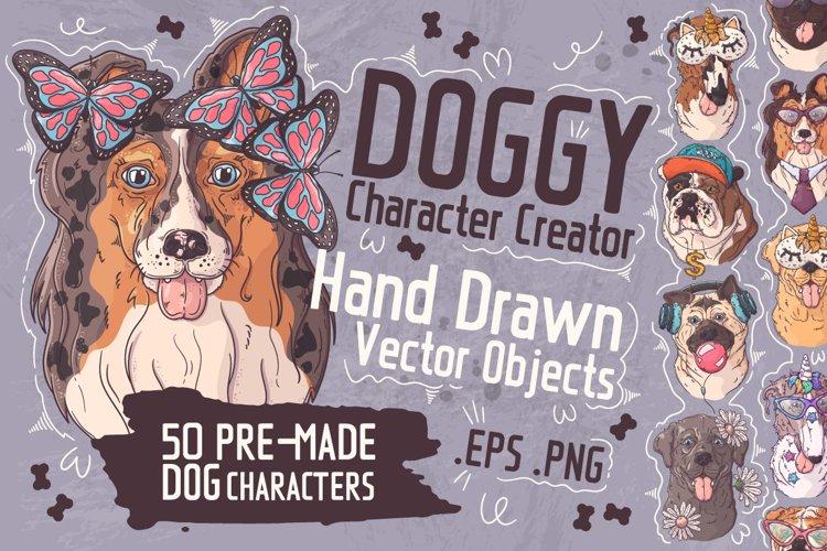 Doggy Character Creator