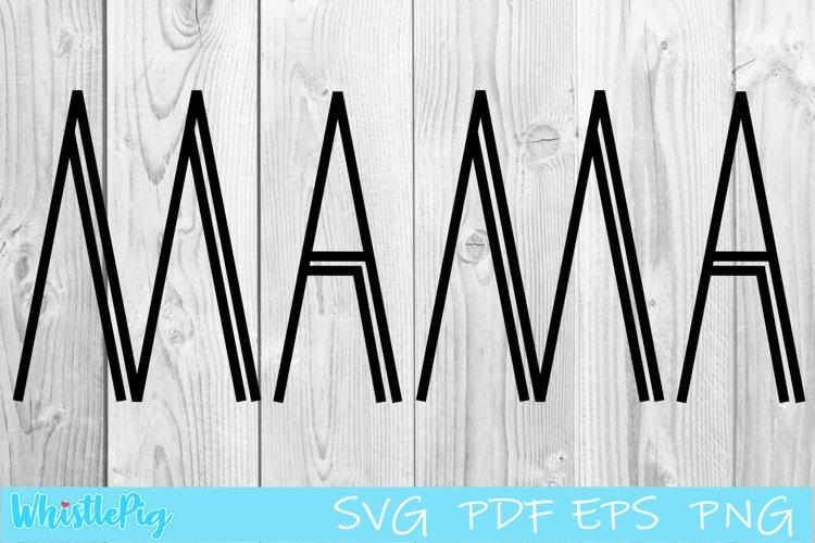 Download Mama Life Svg Pdf Eps Svg Mom Life Motherhood Art Deco Svg 559480 Svgs Design Bundles