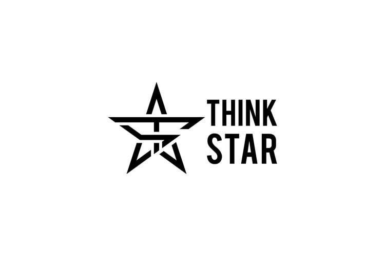 T S star logo example image 1