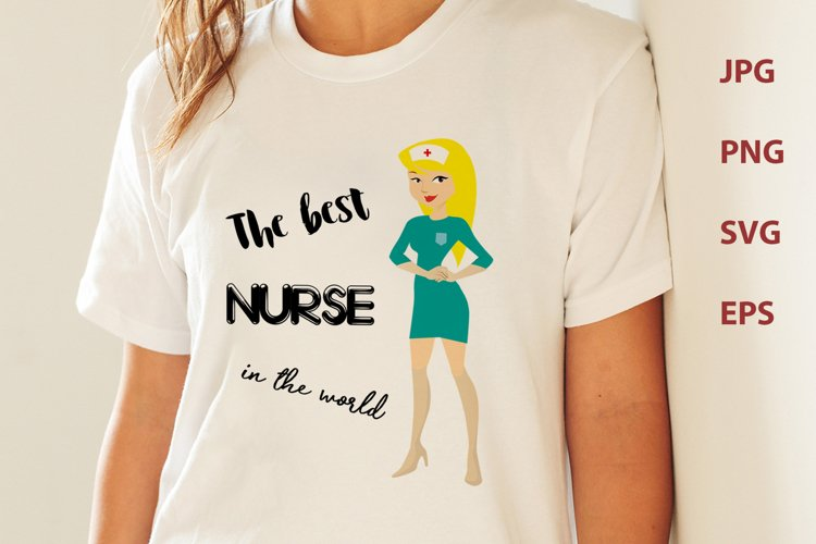 The best nurse in the world