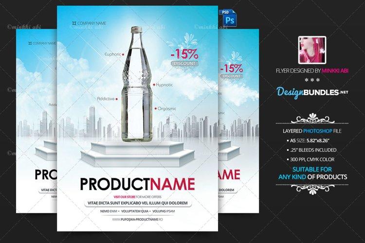 Product Showcase Vs 3 Flyer