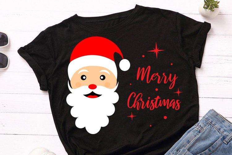 Santa claus svg, Christmas SVG, christmas Cut Files, Merry C