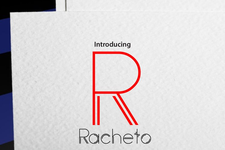 Racheto example image 1