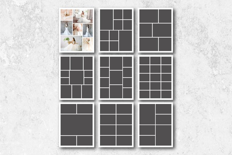 11x14 Photo Collage Templates example image 1