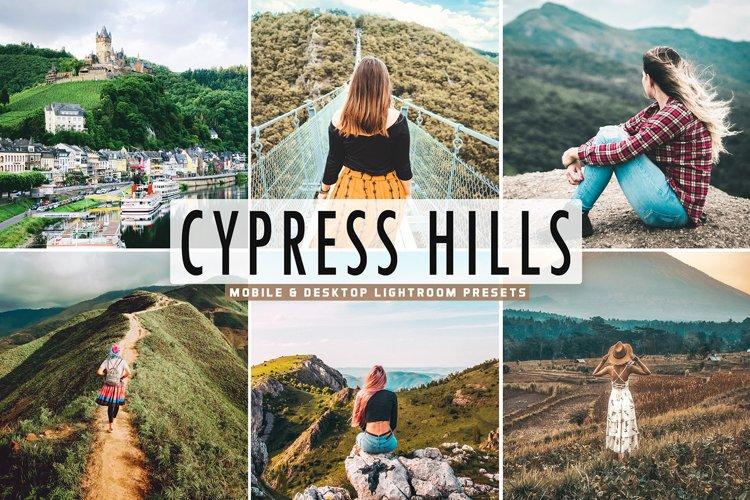 Cypress Hills Mobile & Desktop Lightroom Presets example image 1