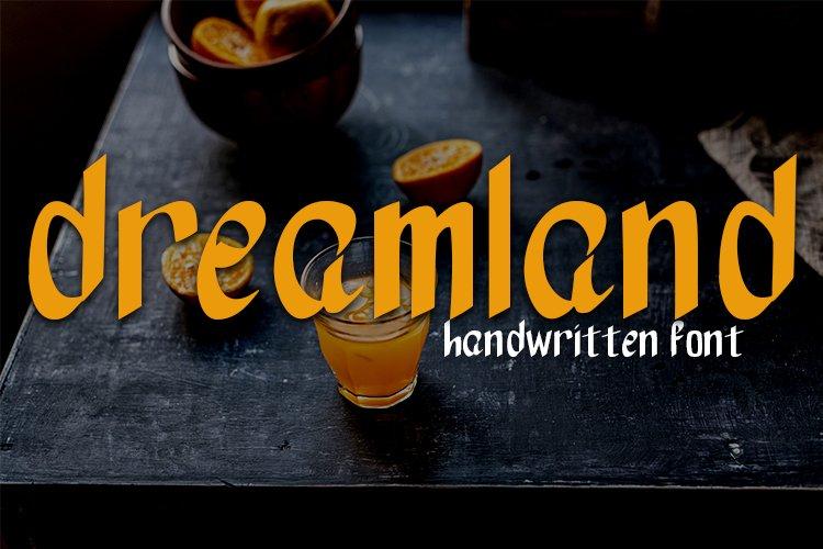 dreamland example image 1