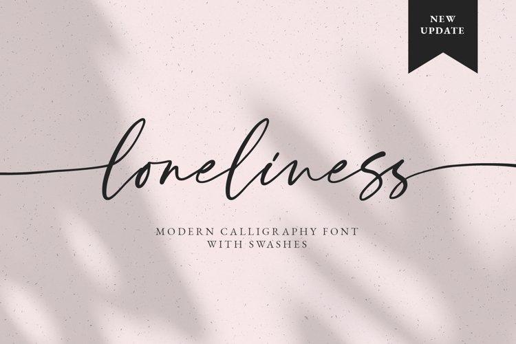 Loneliness Romantic script